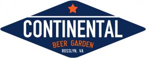 Continental Beer Garden logo